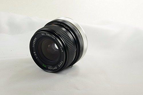 Toyo Optics MC 28mm f/2.8 Canon FD Manual Focus - Toyo Lens Camera