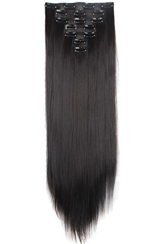 Buy hair extensions real hair medium long