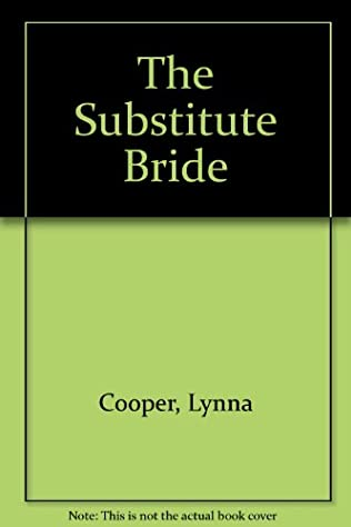 book cover of The Substitute Bride