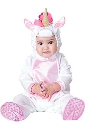 Magical Unicorn Baby Infant Costume - Infant Small ()