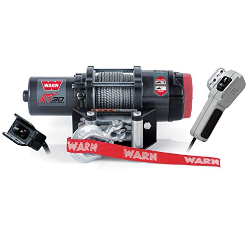 Rt30 Atv - Can-Am 715000528 Warn RT30 ATV Winch Kit