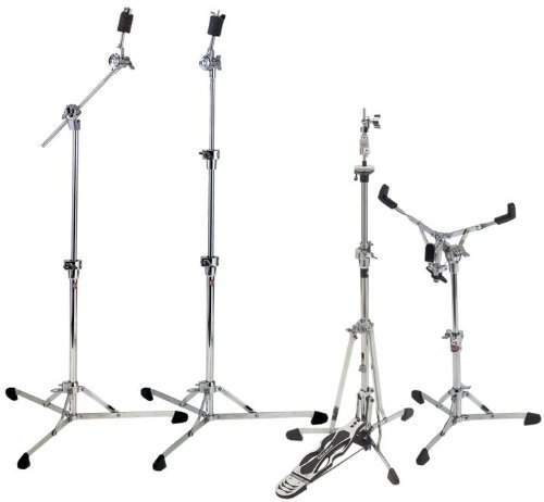 Gibraltar 8700PK Drum Set Mounting Flat- - Flat Base Hardware Shopping Results