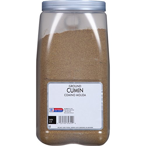 McCormick Culinary Ground Cumin, 4.5 lbs by McCormick For Chefs (Image #1)