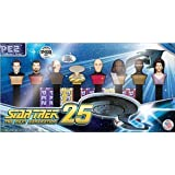 Pez, Star Trek : The Next Generation Collector's Set, 8 Characters (Exclusive) by Pez Candy