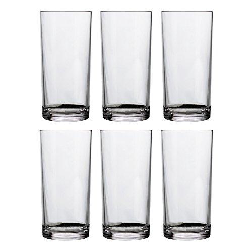 Glass 16 Ounce Tumbler - 8