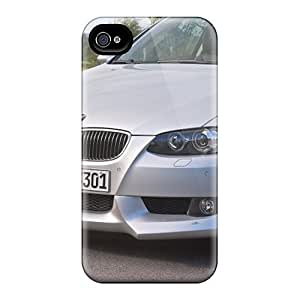 High-quality Durability Cases For Iphone 4/4s(white Ac Schnitzer Bmw E92 3 Series Coupe Front Section)