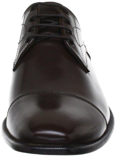 Manz Essex 113033-12, Scarpe basse classiche uomo Marrone (Braun (T.d.moro 187))