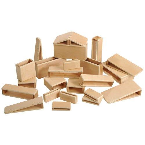 Mini Hollow Blocks (24 pieces)