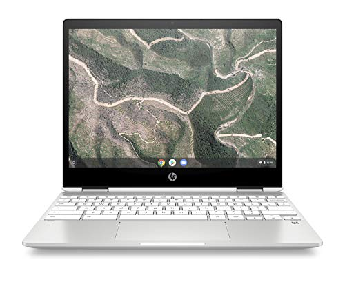 17% off the HP Chromebook X360 12-Inch HD+ Touchscreen Laptop