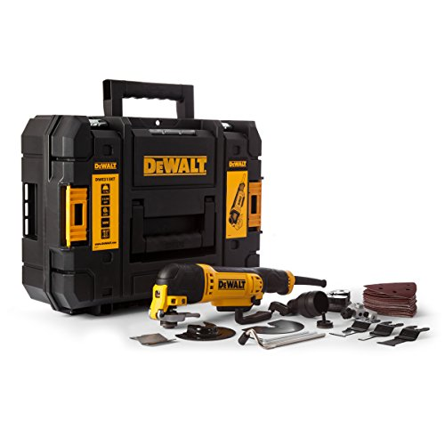 -[ DeWalt DWE315KT 300W Oscillating Multi-Tool with Quick Change Tool  ]-