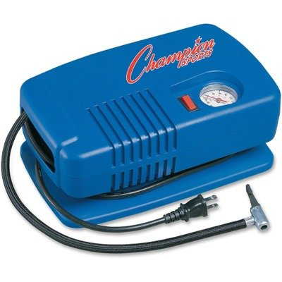 Champion Sports Deluxe Electric Equipment Inflating Air - Compressor Sports Air Ball