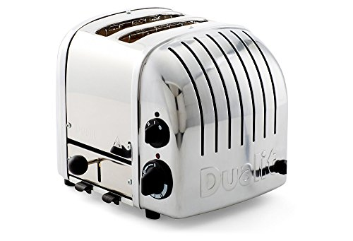 2-Slice NewGen Toaster, Silver, Toasters & Ovens (Dualit New Generation Classic 2 Slice Toaster)