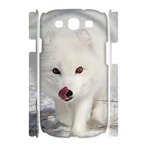 Fox 3D-Printed ZLB602317 Custom 3D Phone Case for Samsung Galaxy S3 I9300