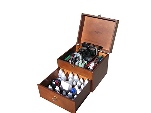 Amazon.com The Vape Station E-cig Vape Storage Organizer Case Cabinet Health u0026 Personal Care  sc 1 st  Amazon.com & Amazon.com: The Vape Station E-cig Vape Storage Organizer Case ...