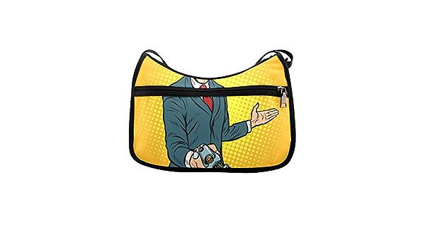 Business Concept Startup Businessmen Messenger Bag Crossbody Bag Large Durable Shoulder School Or Business Bag Oxford Fabric For Mens Womens