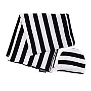 Milk Snob Hello Baby Set B&W Signature Stripe