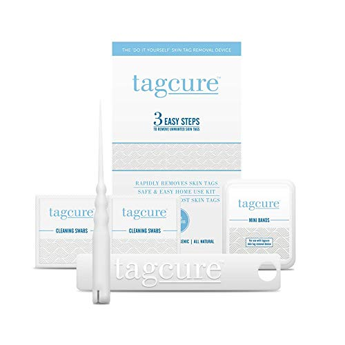 Tagcure Skin Tags Remover Device Kit Spot Moles Marks Skintag Wart