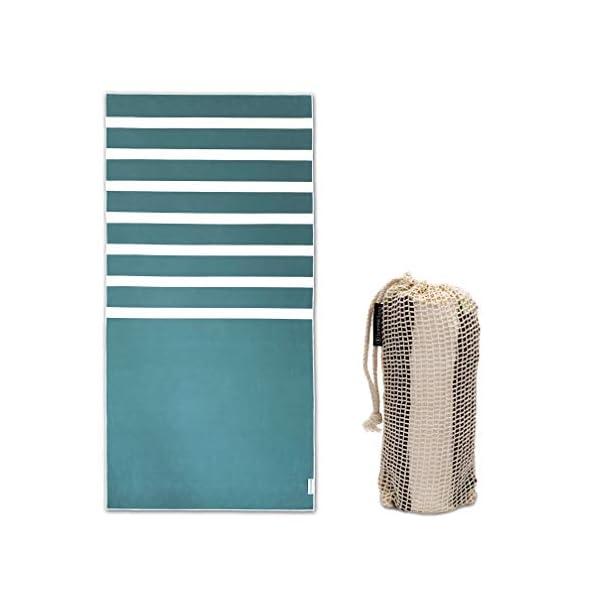 SummerSand Telo Mare Microfibra - Asciugamano Mare Antisabbia e ad Asciugatura Rapida - Telo Palestra Inodore… 6 spesavip