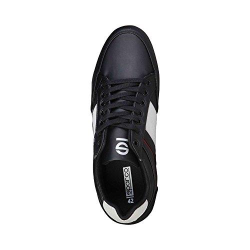 Sparco - CORDOBA Zapatillas De Corte Bajo De Cordones Para Hombre