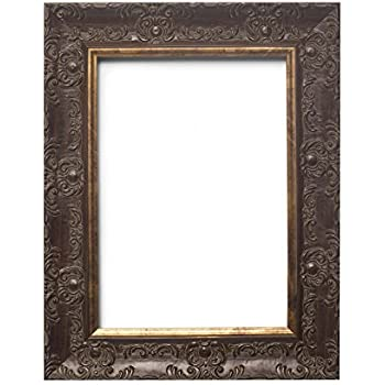 ea4963603c7 Paintings Frames Wide Ornate Shabby Chic Antique Swept Muse Picture Photo Poster  Frame