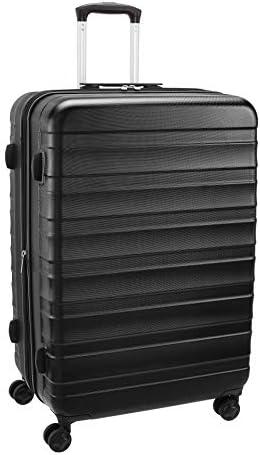 AmazonBasics 28 ABS Hardside Spinner Luggage
