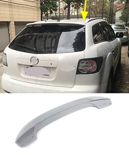 FidgetKute Factory Style Spoiler Wing for 2007-2014 Mazda CX-7 Spoilers (1pcs) New ()