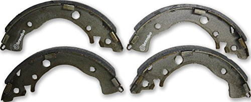 Brembo S28515N Rear Drum Brake Shoe ()