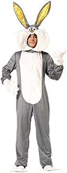 Fycar Disfraz Conejo Bugs Bunny Hombre: Amazon.es: Juguetes y ...
