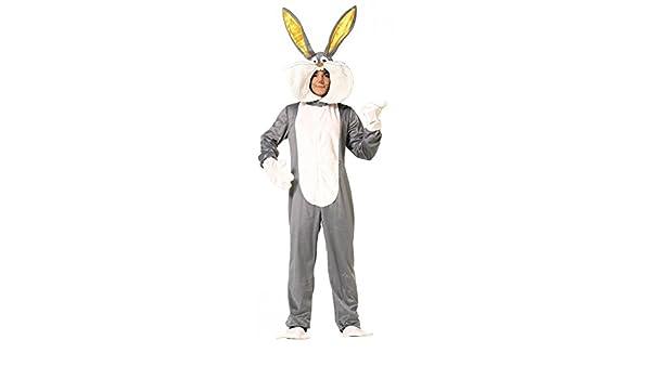 Fycar Disfraz Conejo Bugs Bunny Hombre: Amazon.es: Juguetes y juegos