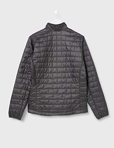 Patagonia Men's Nano Puff Jacket - Forge Grey, Large