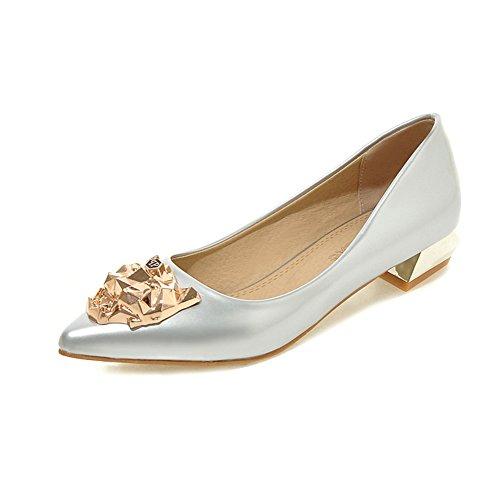 Versión coreana en primavera punto de luz bajo el zapato de/Zapatos planos del rhinestone/zapatos de conducción/zapatos de mujer casual C