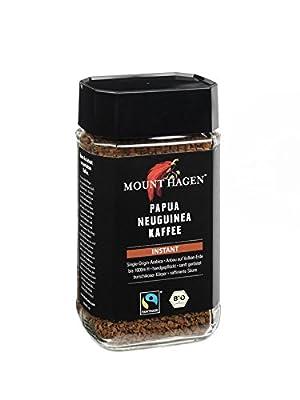 Mount Hagen, Organic Fairtrade Coffee, Instant, Decaffeinated, 3.53 oz (100 g) Mount Hagen, Organic Fairtrade Coffee, Instant, Decaffeinated, 3.53 oz (100 g)
