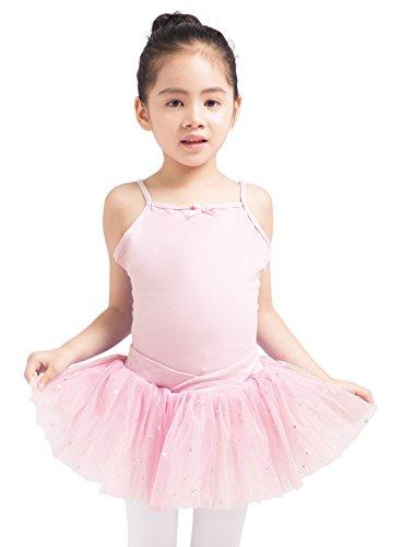 Dancina Toddler Dance Leotards 3 Pink Tutu]()