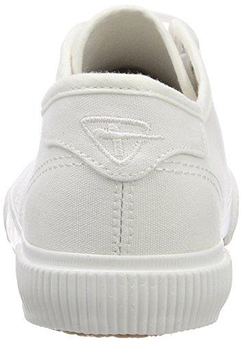 Sneakers 23610 Femme Basses white Tamaris Blanc 5SKc6Ky