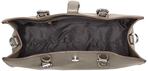 PIECES Damen Pcjune Shopper Henkeltasche, 14x26x35 cm Grün (Dark Olive)