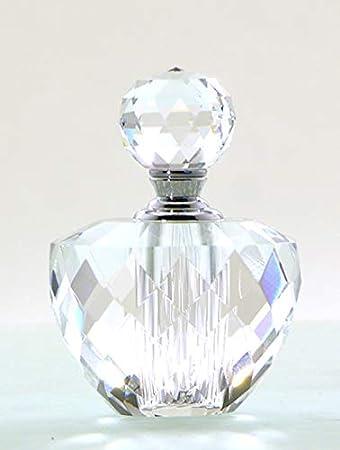 Simon Designs Crystal Perfume Bottle