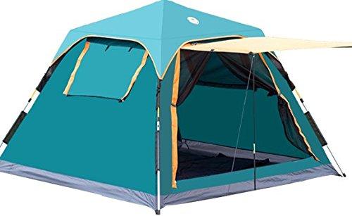 Xmaker Vollautomatisches Aluminium-Camping-Outdoor-Camping Paar Camping Regenschutz
