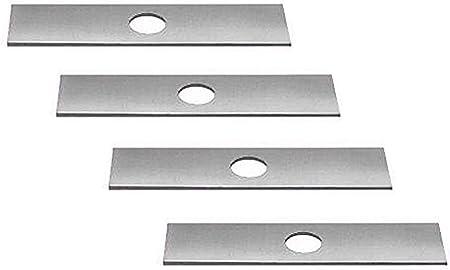 Amazon.com: 4 cuchillas de repuesto para Ryobi 613223, Echo ...