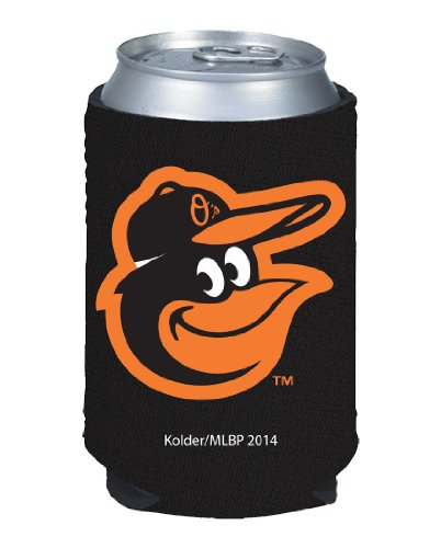 BALTIMORE ORIOLES MLB CAN KADDY KOOZIE COOZIE COOLER -
