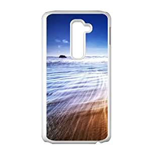 Beach LG G2 Cell Phone Case WhiteF7939328