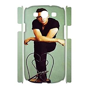 Chinese Johnny Cash Personalized 3D Cover Case for Samsung Galaxy S3 I9300,custom Chinese Johnny Cash Case