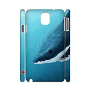 ALICASE Deep Sea Shark Customized Cover Case For samsung galaxy note 3 N9000 [Pattern-1]