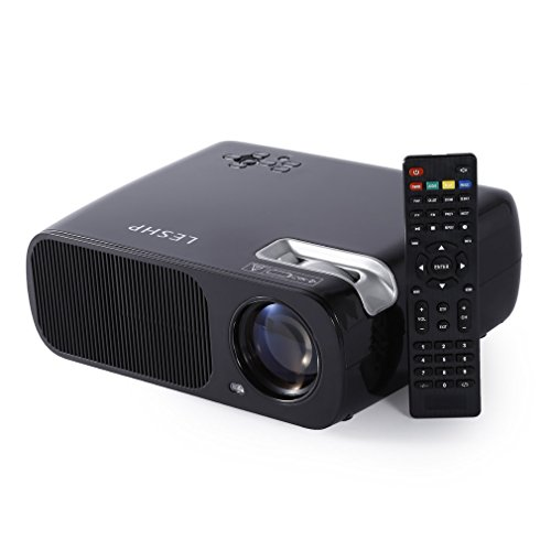 3200lumens Hd Home Cinema Theater Multimedia 3d 1080p Led: YKS 3D HD Projector,3200 Lumens LED Home Theater Projector