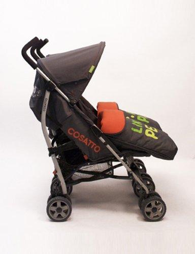 Amazon.com: Cosatto you2 individual carriola, como 2 ...