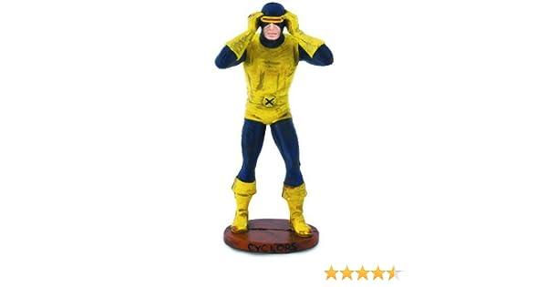 6d1f5a7830592 Amazon.com  Dark Horse Deluxe Marvel Classic Character X-Men  1 Cyclops  Statue  Toys   Games