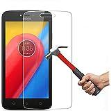 "Motorola Moto C Plus (5.0"") Tempered Glass Screen Protector Motorola Moto C Plus (Tempered Glass)"