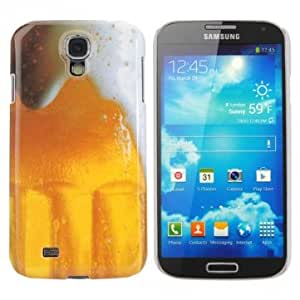 Beer Pattern PC Protective Case For Samsung Galaxy S4 I9500