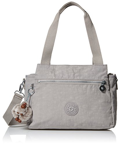 Kipling Elysia Solid Convertible Crossbody Bag, Slate Grey