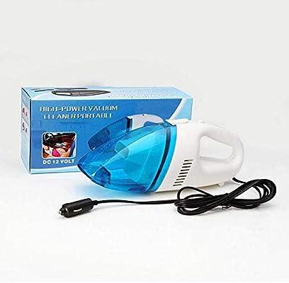 TD Aspirador del Coche Herramienta De La Limpieza del Coche Aspirador For Coche A Casa Oficina-Blue Limpio (Color : Blue): Amazon.es: Jardín