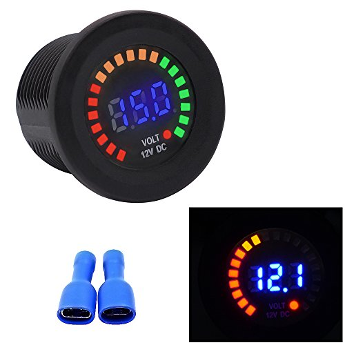 Buy led voltmeter waterproof